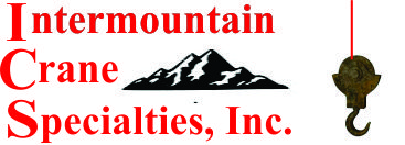 Intermountain Crane Specialties Logo